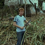 Jeff in Argentina in 1980