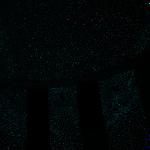 Turret in dark
